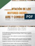 Curso Sistema Alimentacion Motores Diesel Aire Combustible