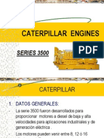 Curso Motores Series 3500 Caterpillar