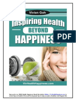 Inspiring Health Beyond Happiness by Vivien Goh