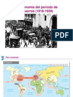 Economia de Entreguerras 1918-1939