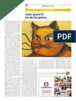 Historia del Gato (Parte I).