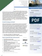 CYDE 8-1-09c FINAL Investor Factsheet