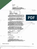 T7 B10 Arestegui Fdr- FBI 302- 10-2-01 Redacted- Premonitions Re 175- John Holman- Ann Bizzell- Jesus Sanchez 349