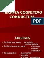 3 TERAPIA COGNITIVO CONDUCTUAL