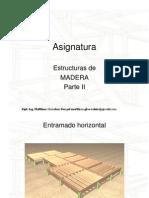 Estructuras en Madera Parte II
