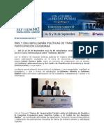 25-11-2013 Blog Rafafel Moreno Valle - RMV Y ONU IMPULSARÁN POLÍTICAS DE TRANSPARENCIA Y PARTICIPACIÓN CIUDADANA