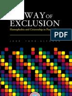 Por la Vía de la Exclusión versión Ingles - PDF