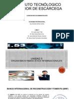 Expo u5 Organismos Finacieros Internacionales