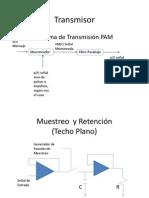Muestreo  y Retención, Multiplexión