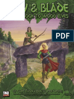 Bow & Blade - A Guidebook to Wood Elves