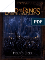 Decipher Lotr Rpg Helms Deep
