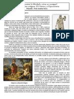 Cinismo y Epicureísmo UTU 2013