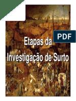 Apresentao Etapas Da Investigao de Surto