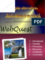Webquest_Energias alternativas