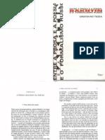TEZZA,_Cristovão_-_A_poesia_segundo_os_poetas_In_Entre_a_prosa_e_a_poesia_-_Bakthin_e_o_formalismo_russo