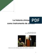 La historia clínica como instrumento de calidad Tejada Velito