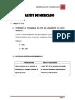 Analisis de Mercado-Informe de Chocofret