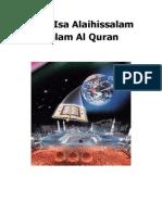Nabi Isa Alaihissalam Dalam Al Quran