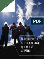 Reporte Sostenibilidad 2011