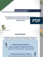 Modelo Innovatividad