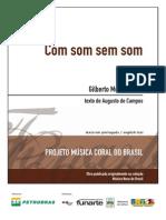 Coleção Funart - Gilberto Mendes - Com som sem som