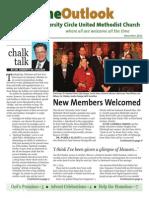 The Outlook Newspaper - December 2013