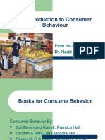 An Introduction to Consumer Behaviour