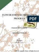 Flower Essences Meditation Manual