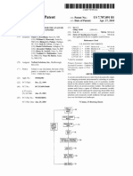 Patent for Economic Models by Kauffman