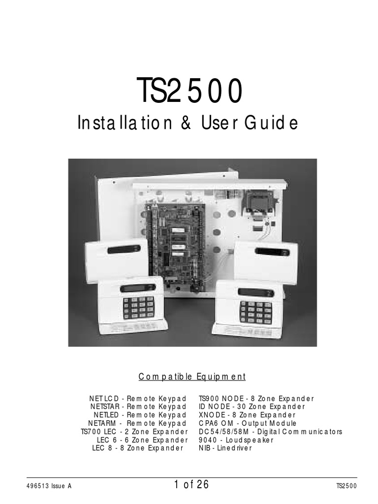 TS2500 Intall&User Guide | Network Topology | Electrical Connector