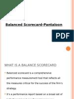 Balance Scorecard_Pantaloon Retail