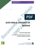 Guia Para Dirigentes de Manada Colombia 20122
