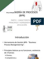 REINGENIERÍA DE PROCESOS (BPR)