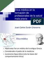 18 - Etica Medica