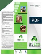 Bloco Sustentavel Ecologico - FRENTE