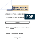 2012.Economia I_estructura Mercados.tema.6