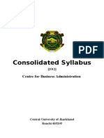 Final Syllabus