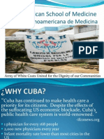 Latin American School of Medicine