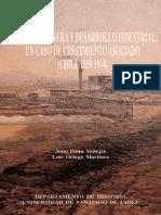 Expansion Minera y Desarrollo Industrial. Julio Pinto y Luis Ortega