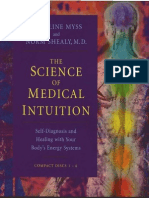 The Science of Medical Intuition, Manual - Caroline Myss and Norm Shealy