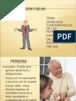 3-4 Derechos Personales2013