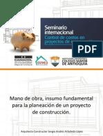 Presentacion Sergio Arboleda