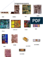 Images of Microprocessors