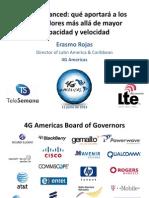 LTE-Advanced 4G Americas TeleSemana Webinar June 2013