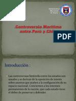 Controversia Peru Chile
