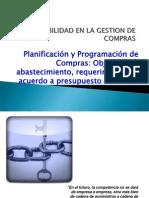 Planificacion y Programacion de Compras