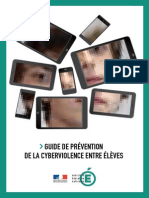DP Agir Contre Le Harcelement a l Ecole Guide 284264