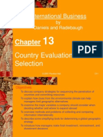Country Evaluation