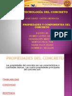 PROPIEDADES Y COMPONENTES DEL CONCRETO.pptx