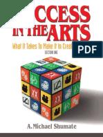 Success in the Arts Intro